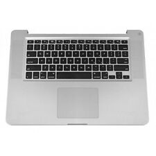 "NEW 661-6509 Top Case Trackpad Keyboard Assembly for MacBook Pro 15"" Mid 2012"