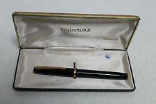 French pen WATERMAN PLUME OR- gold nib-18carrate gold