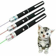 3 Pack 900mile Strong Laser Pointer Pen Green Blue Red Light Visible Beam Lazer