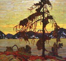 Tom Thomson, The Jack Pine Giclee Canvas Print