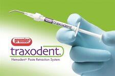Traxodent by Premier Dental USA Hemodent Paste Retraction System