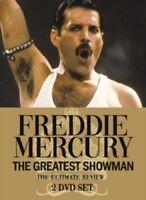 Freddie Mercury The Greatest Showman New DVD Queen Bohemian Phapsody