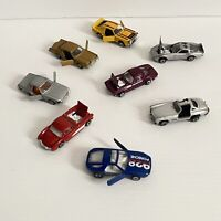 Lot of Vintage Die Cast Diecast Cars Zee ? Hong Kong See Photos For Models