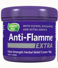 Nature's Kiss Anti-Flamme EXTRA 90g Herbal Pain Relief Cream