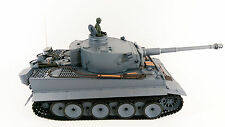 German Tiger 1 Control Remoto Rc Militar Army Modelo De Sonido Humo War Tanque World