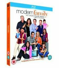 Modern Family - Season 4 [Blu-ray] [DVD][Region 2]