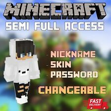 ✅ Minecraft Premium Account SFA | Fast Delivery | Unbanned on all servers ✅