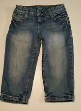 Girls Sz 8 Z-Co Premium Capri Jeans