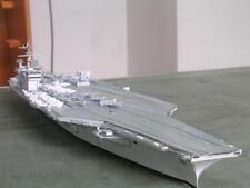 1:700 USS Harry S. Truman CVN-75 Aircraft Carrier DIY Handcraft Paper Model Kit