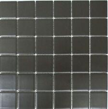 Keramikmosaik uni metall matt Fliesenspiegel Küche Wand Art: 16B-0211 | 10Matten