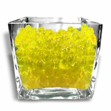 Yellow Water Jelly Beads for Vase Centerpieces Filler Wedding Party WHOLESALE