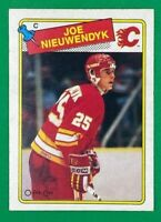 Joe Nieuwendyk RC 1988-89 O-Pee-Chee #16 Rookie NHL