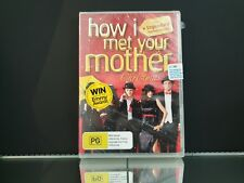 How I Met Your Mother Christmas DVD Video NEW/Sealed