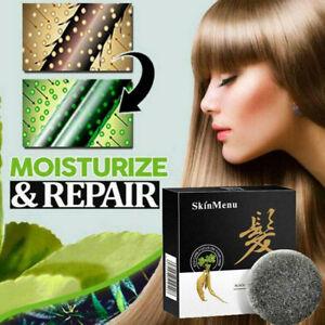 Hair Darkening Shampoo Bar - Natural Organic Conditioner and Repair Care Soap
