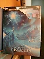 Frozen, 4K Ultra HD + Blu-ray/Digital Copy Steelbook™ Bestbuy Exclusive USA