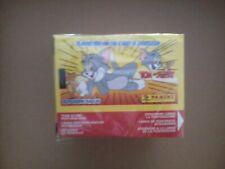 BOX Figurine Panini, Tom & jerry lezione di vita, 50 Bustine Sigillato