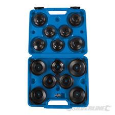Kit de cloches pour filtres à huile , 15 pièces , Garantie à vie