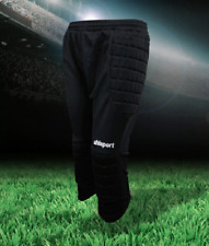 Uhlsport Classic 3/4 PANT Tech LONG SHORTS Pro Soccer Goalkeeper Free Ship XXL