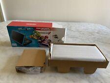 *NEW* - Nintendo 2DS XL Black/Turquoise Handheld System with Mario Kart 7 Bundle