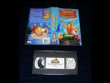 VHS DISNEY TARON E LA PENTOLA MAGICA - Prima Edizione 1998