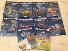 Edition Originale - Les Gendarmes - 8 Albums - Parfait état