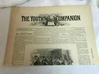The Youth's Companion Boston Edition March 29th, 1894 #3,488 68th Year
