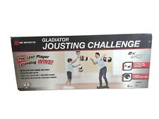 MD Sports Gladiator Jousting Challenge Set PVC Construction- Excellent