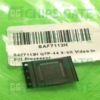 1PCS SAF7113H QFP-44 9-bit Video Input Processor