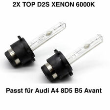 2x NUOVO TOP d2s 6000k 35w XENON TÜV LIBERO PER AUDI a4 8d5 b5 Avant