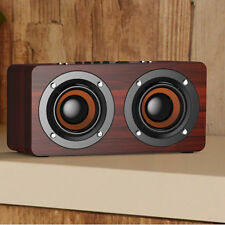 US Portable Multifunction Wireless Bluetooth 4.0 Stereo Speaker Bass Audio