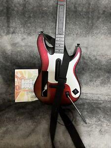 Band Hero Game And Guitar Nintendo Wii