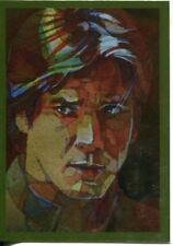 Star Wars Galaxy 7 Gold Foil Chase Card #12 Han Solo