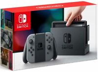 Nintendo Switch SWI Console Grey Brand New!!!