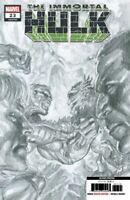 The Immortal Hulk 23C 2nd Ptg Variant Alex Ross Cover NEAR MINT