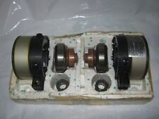 Hubner Elektromaschinen Tachometers TDP 0,51/42 F 20V VDE 0530 New! Rare Find!