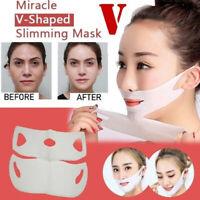 Miracle V-Shaped Slimming Mask Face Care Slimming Mask NewA.ex