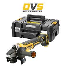 DeWalt DCG405NT 18V XR 125mm Cordless Brushless Angle Grinder with TSTAK Case