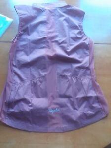 Rapha women's cycling gilet BNWT. XL  Dusky Pink..
