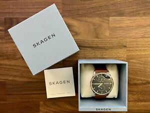 Skagen Holst Mens Wristwatch SKW6449 - Like new condition, only worn a few times