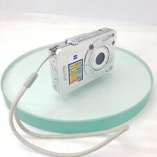 Sony Cyber-shot DSC-W55 7.2MP Digital Camera - Silver TESTED #755