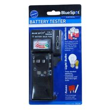 Battery Bulb And Fuse Tester - Blue Spot 31114
