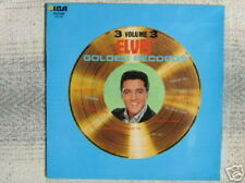 ELVIS PRESLEY 33 TOURS FRANCE ELVIS GOLDEN RECORDS 3