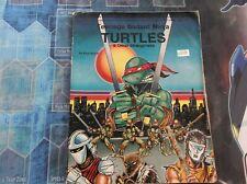 1st Edition Teenage Mutant Ninja Turtles and Other Strangeness RPG (1985)