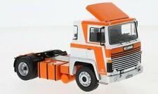 IXO TR032 Scania LBT 141, blanc/orange, avec Dachspoiler, 1976 1/43