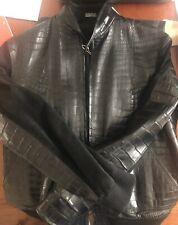 £30,000 Patrick Hellmann Crocodile Jacket
