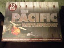 The Pacific Battlefront (DVD, 2011, 10-Disc Set)