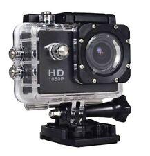 SPORT ACTION PRO CAM CAMERA FULL HD 1080P WATERPROOF VIDEOCAMERA SUBACQUEA