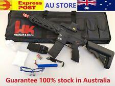 NYLON METAL UPGRADED LDT HK416 GEL BLASTER GEL GUN MAG-FED ADULT SIZE