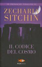 LIBRO IL CODICE DEL COSMO. LE CRONACHE TERRESTRI - ZECHARIA SITCHIN