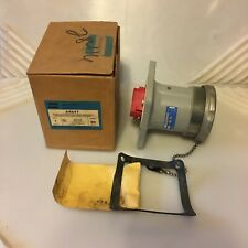 Crouse-Hinds Arktite AR647 60 Amp Model M72 Body Grounded Receptacle 4P 4W